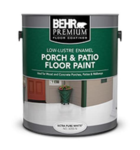 porch patio floor paint low lustre enamel behr