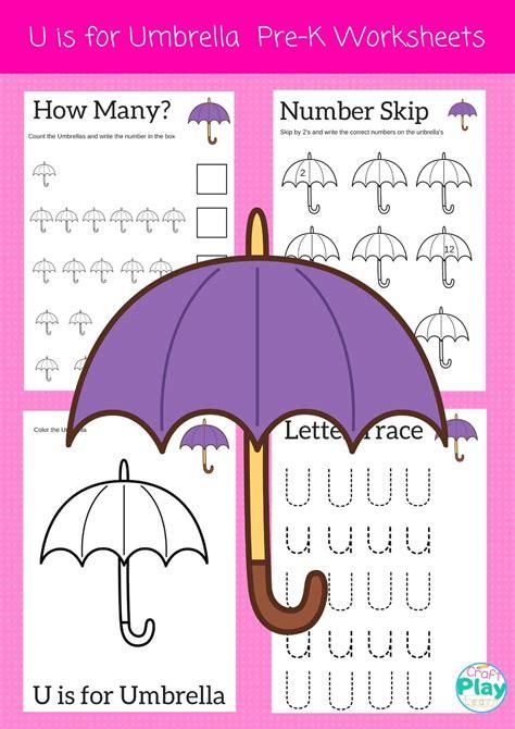letter  worksheets  preschool kids craft play learn