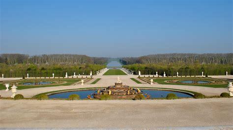 choisir pc de bureau fond ecran parc chateau de versailles wallpaper castle