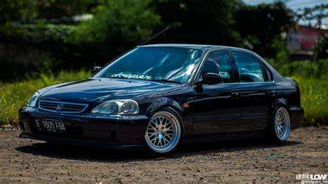 Civic Modifikasi by 52 Modifikasi Honda Civic Ferio 2000 Ragam Modifikasi