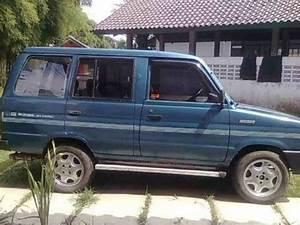 Assorted Car Motif  Toyota Kijang Super Short 1988