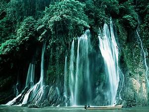 Image Gallary 7: Most Beautiful Waterfall Wallpapers for ...