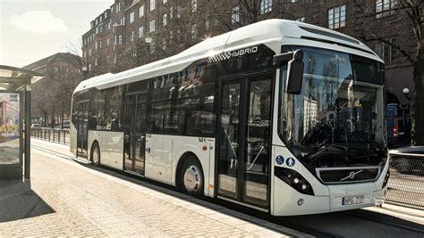 breakthrough order   volvo hybrid buses  singapore