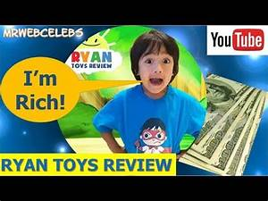 How much does RYAN TOYSREVIEW make on YouTube 2017 - YouTube