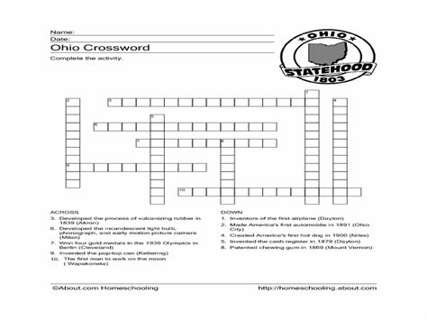usable 4th grade ohio history worksheets goodsnyc