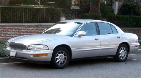 2003 Buick Park Avenue by 2003 Buick Park Avenue Information And Photos Zomb Drive