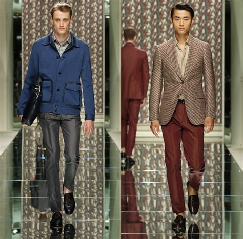 runway spring summer ermenegildo zegna mens denim jeans designer collection