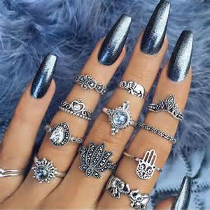 Best chrome nails art designs ideas fabulous nail