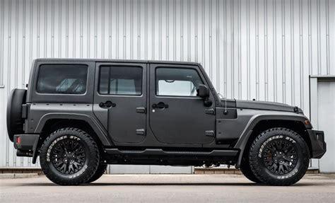 jeep wrangler  makeover  chelsea truck company