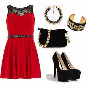 29 Cute Christmas Party Outfits Ideas 2015 On Polyvore - Fashion Craze