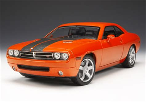 2005 Dodge Challenger by 2005 Dodge Challenger Concept Diecast Model Legacy Motors