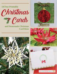 Three Christmas Wish List Printables