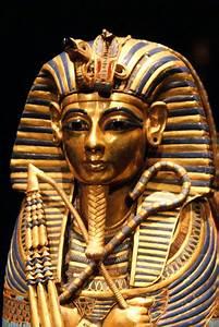 Young Pharaoh Tutankhamun