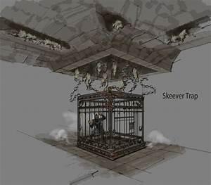 Skeever Trap Video Games Artwork