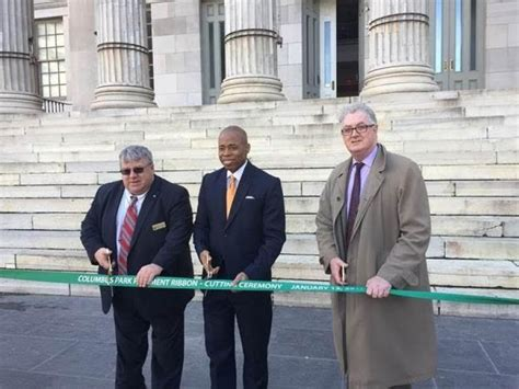 borough president gives 10 million to park