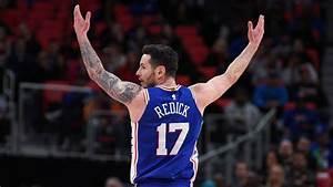JJ Redick of Philadelphia 76ers had to cancel plans to ...  Jj