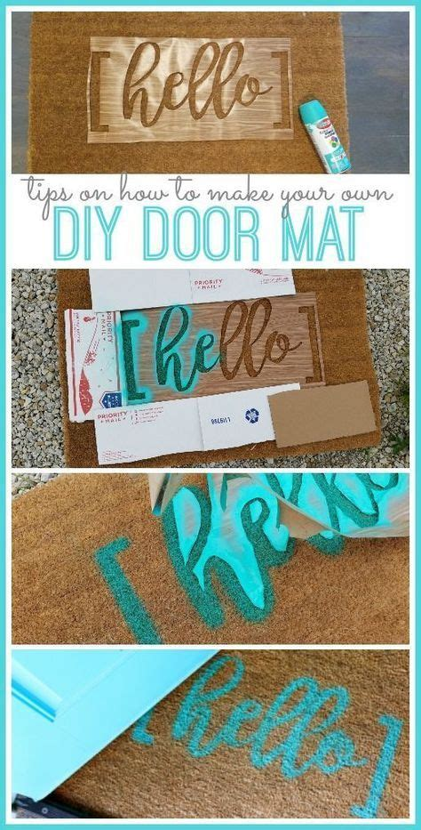 Beautiful Welcome Mats by 25 Best Ideas About Welcome Mats On Coir