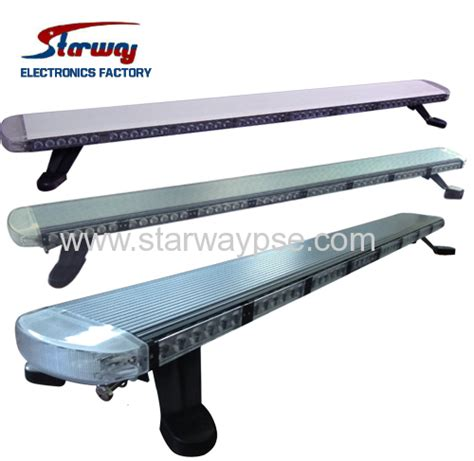 safety light bars starway led emergency vehicle lightbars products