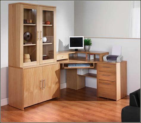 diy corner desk with file cabinets diy desk with filing cabinets home design ideas