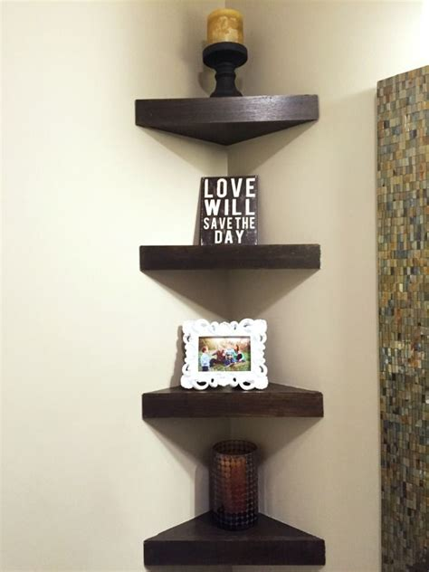 Best 25+ Corner Shelves Ideas On Pinterest  Diy Beauty