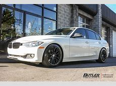 BMW 3 Series with 18in Beyern Antler Wheels exclusively