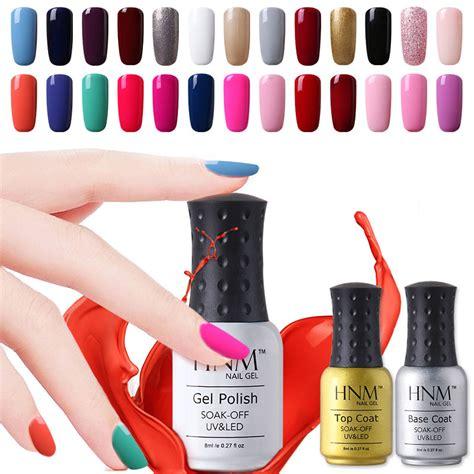 best no light gel polish no 1 best selling hnm 8ml uv gel nail polish color nail