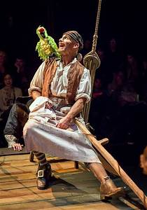 Lookingglass delivers gleefully acted 'Treasure Island'
