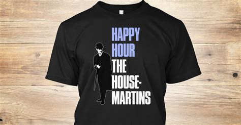 housemartins happy hour products teespring