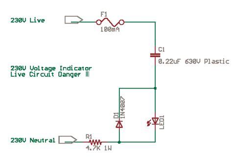 Schematics Delabs Circuit Diagrams Mains Voltage