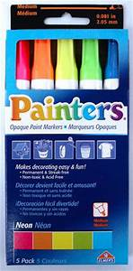 Elmer s Painters Neon Opaque Paint Markers