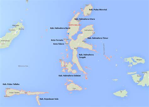 wisata  indonesia provinsi maluku utara berbagai