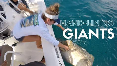 grouper goliath handlining