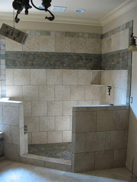 bathroom border tiles ideas for bathrooms bathroom shower tile idea top and middle borders