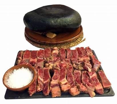 Piedra Carne Cantabria Comer Menu Especial