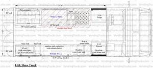 Food Truck Sample Floor Plan | TheFloors.Co