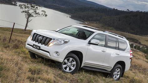 2019 Toyota Land Cruiser Prado Redesign Interior  New Car