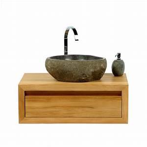 Waschbecken 40 Cm : naturstein waschbecken 40 cm innen poliert bei wohnfreuden kaufen ~ Indierocktalk.com Haus und Dekorationen