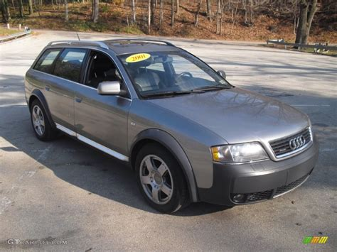 2000 Audi Allroad Quattro 27t Related Infomation