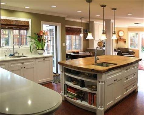 cuisine ouverte ilot photos cuisine avec ilot central deco maison moderne