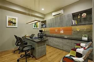 Corporate, Office, Interior, Breaks, The, Monotony, And, Boring, Environment