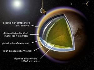 Saturn's Largest Moon Titan Seen in Unprecedented Detail