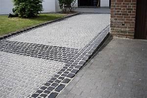 Pflastersteine Muster Bilder : terrassen und einfahrten pflaster aus viersen ~ Frokenaadalensverden.com Haus und Dekorationen