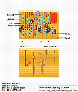 Vero Wah Circuit