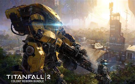 It was released on steam on june 18, 2020. Titanfall 2 colony reborn dlc-2017 Game Poster fondo de pantalla HD Avance | 10wallpaper.com