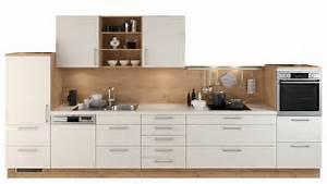 Landhaus einbaukuche norina 7365 magnolia kuchen quelle for Küchenkorpus