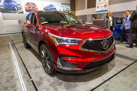 Motor Show 2019 : Camco Acura In Ottawa