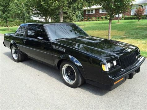 Buy Used 1985 Buick Grand National Very Clean Gnx Clone In