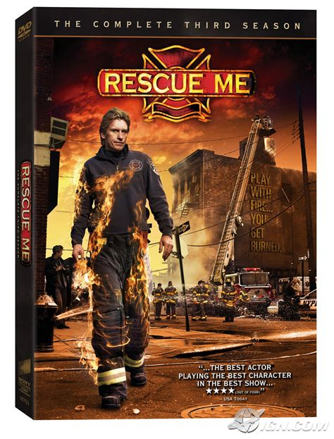 rescue me the complete third season pictures photos
