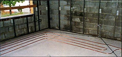 Copper Topics #86   Copper Shines in Radiant Heating