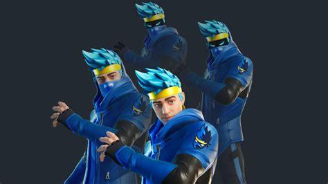 fortnite player recreates ninjas infamous  years eve